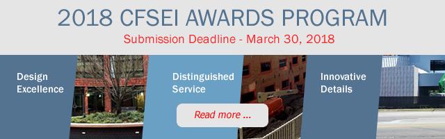 2018 CFSEI Awards Program