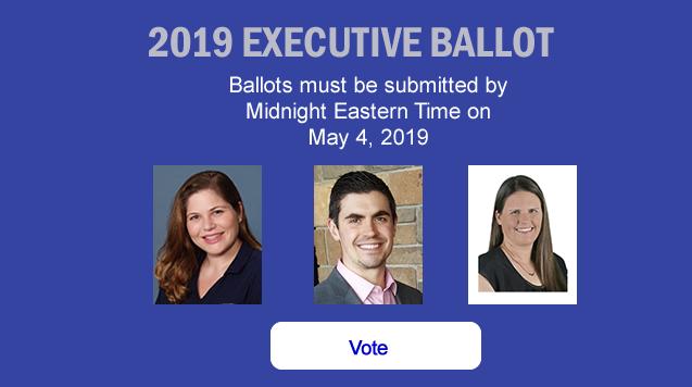 2019 Executive Nominations