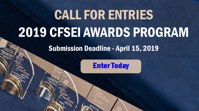2019 CFSEI AWARDS PROGRAM