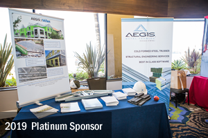 Aegis - 2019 Platinum Sponsor