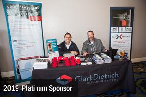 ClarkDietrich Building Systems - 2019 Platinum Sponsor