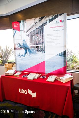 USG Corporation - 2019 Platinum Sponsor