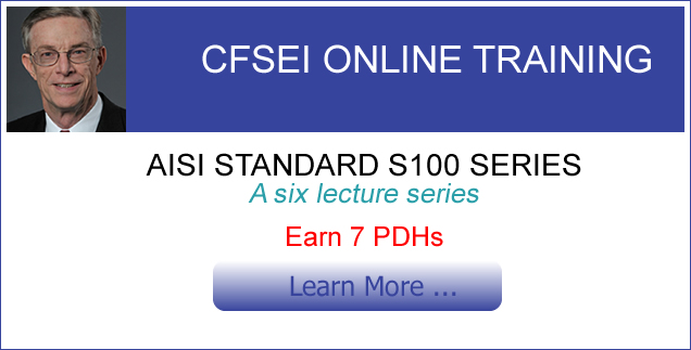 AISI STANDARD S100 SERIES